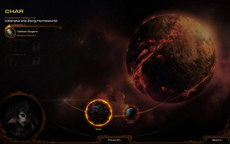 Starcraft 2: Heart of the Swarm (EU) Screenshot 10