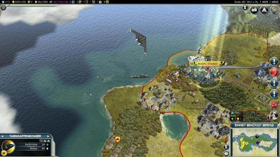 Civilization V (5) - Gods & Kings (Addon) Screenshot 5