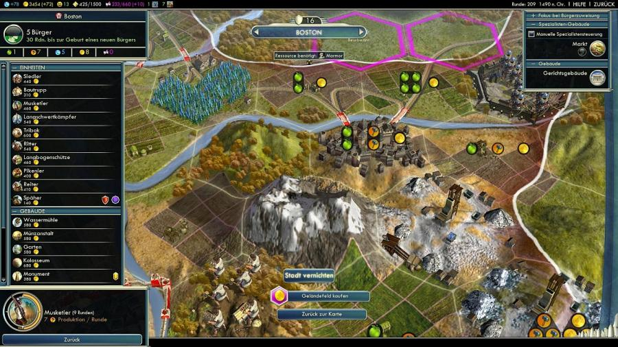 Civilization V (5) - Gods & Kings (Addon) Screenshot 7