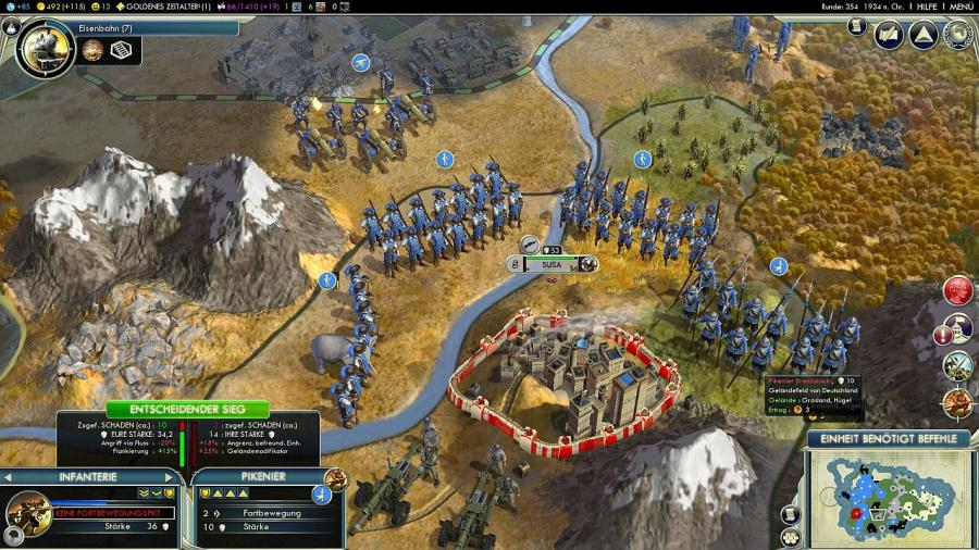 Civilization V (5) - Gods & Kings (Addon) Screenshot 6