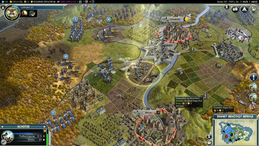 Civilization V (5) - Gods & Kings (Addon) Screenshot 1
