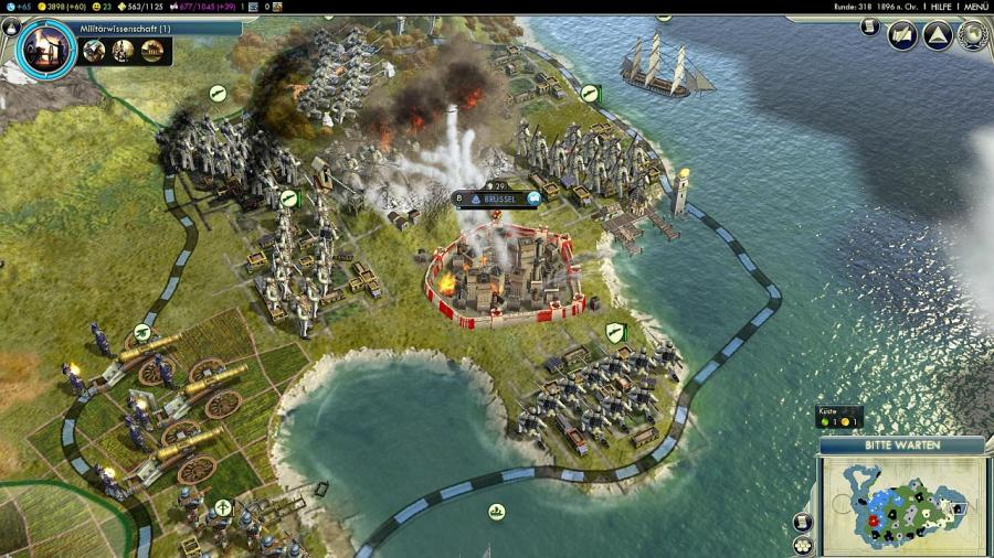 Civilization V (5) - Gods & Kings (Addon) Screenshot 2