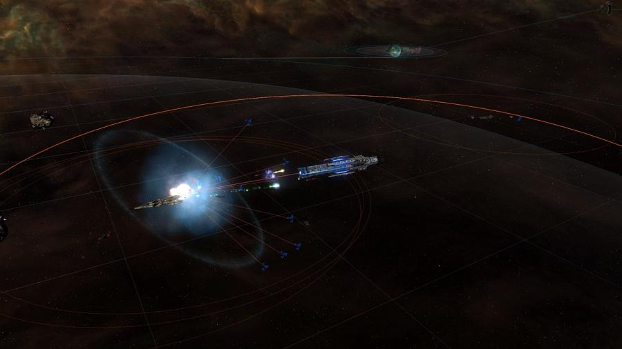 Sins of a Solar Empire - Rebellion Screenshot 8