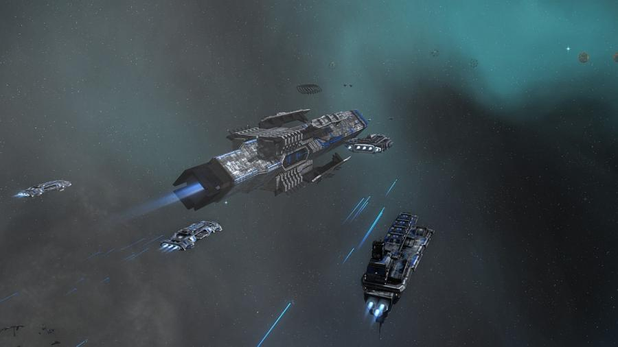 Sins of a Solar Empire - Rebellion Screenshot 6