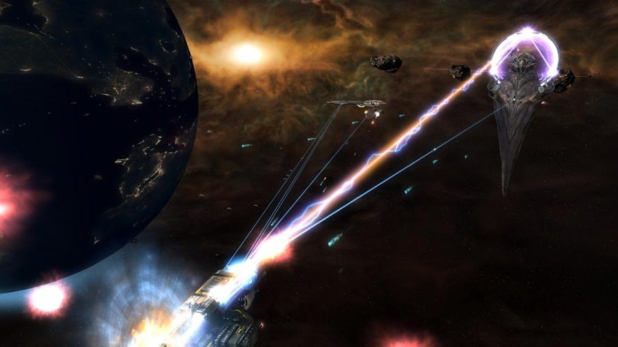 Sins of a Solar Empire - Rebellion Screenshot 9