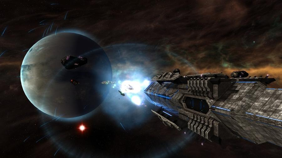 Sins of a Solar Empire - Rebellion Screenshot 4