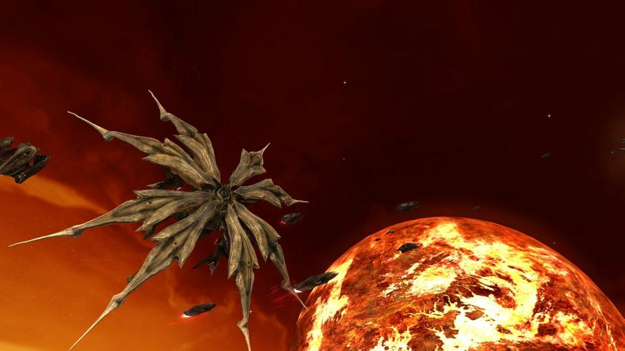 Sins of a Solar Empire - Rebellion Screenshot 5
