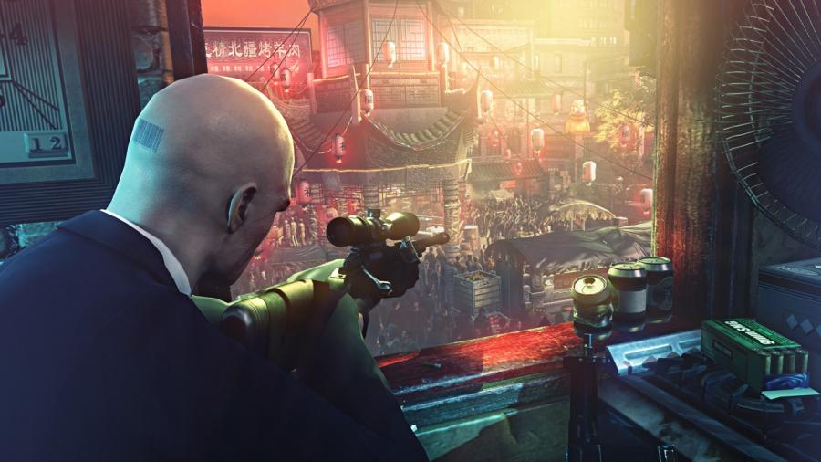 Hitman Absolution Screenshot 1