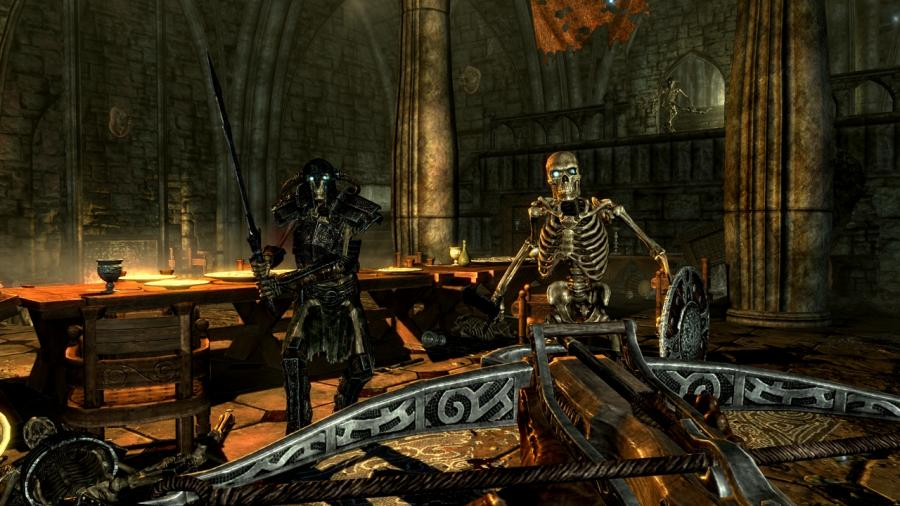 The Elder Scrolls V: Skyrim - Dawnguard (Addon) Screenshot 4