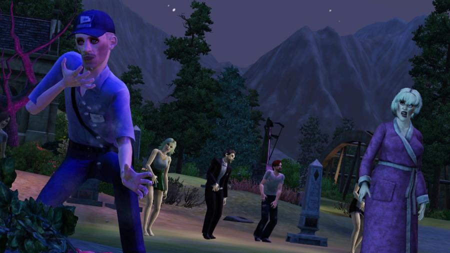 Die Sims 3 - Supernatural (Addon) Screenshot 2
