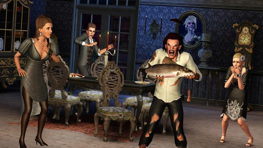 Die Sims 3 - Supernatural (Addon) Screenshot 5