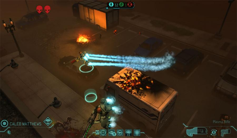 XCOM Enemy Unknown Screenshot 5