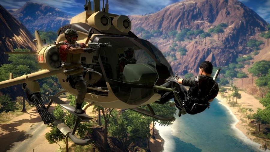 Just Cause 2 Screenshot 3