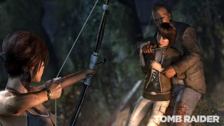 Tomb Raider Screenshot 2