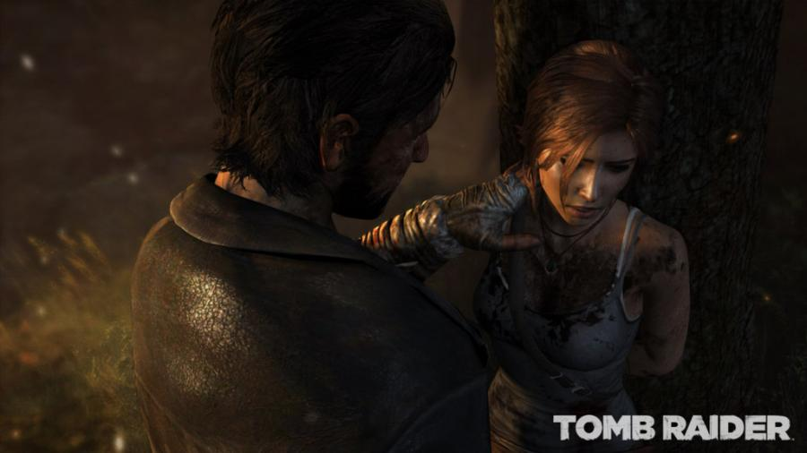 Tomb Raider Screenshot 1