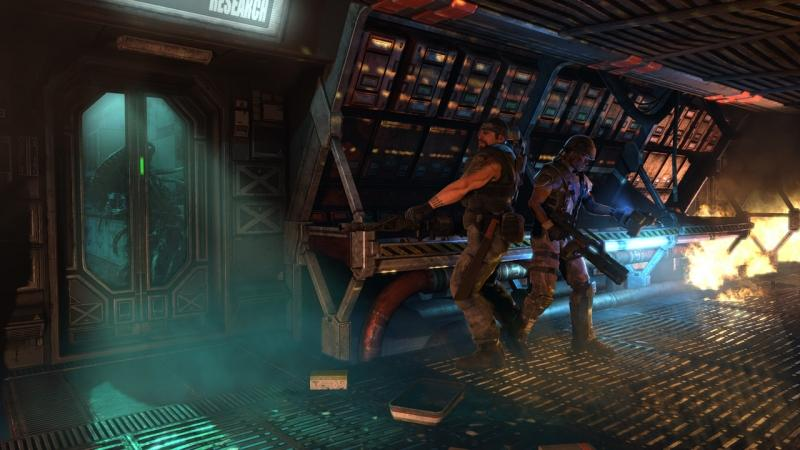 Aliens: Colonial Marines Screenshot 4