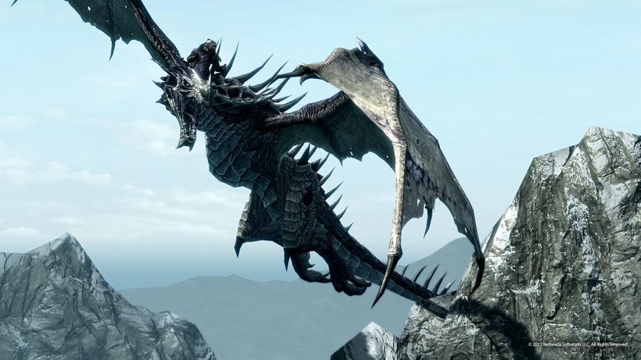 Secret skyrim dragonborn