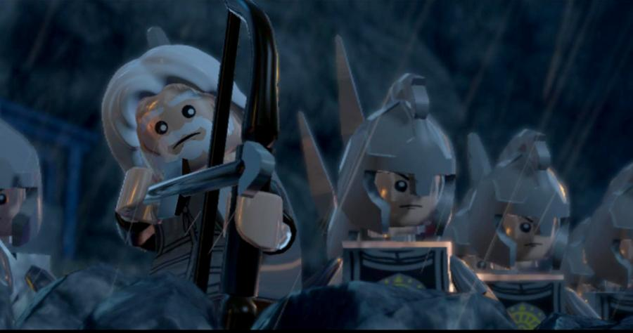 LEGO Der Herr der Ringe - LEGO The Lord Of The Rings Screenshot 5