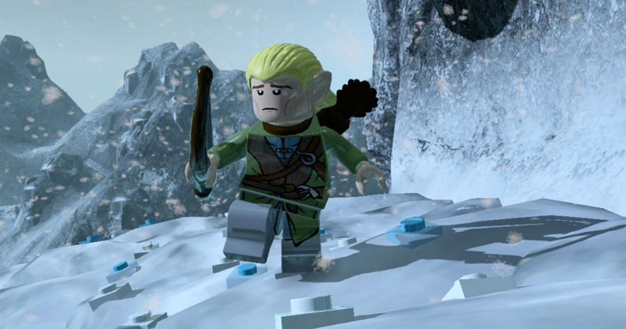 LEGO Der Herr der Ringe - LEGO The Lord Of The Rings Screenshot 3