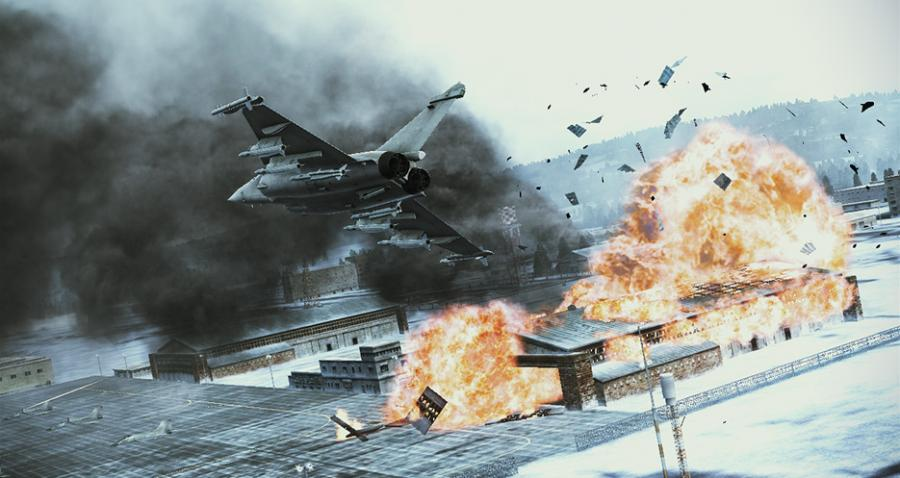 ace combat assault horizon enhanced edition trainer