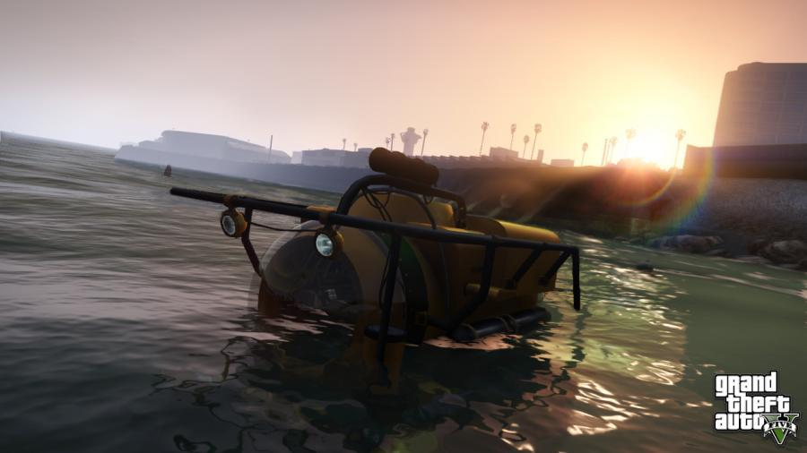 GTA 5 - Grand Theft Auto V Screenshot 12