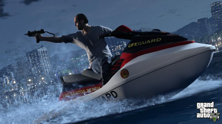 GTA 5 - Grand Theft Auto V Screenshot 5