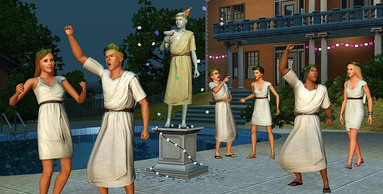Die Sims 3 - Wildes Studentenleben (Addon) Screenshot 7