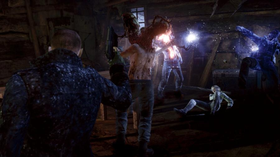 Resident Evil 6 - EU Key Screenshot 4