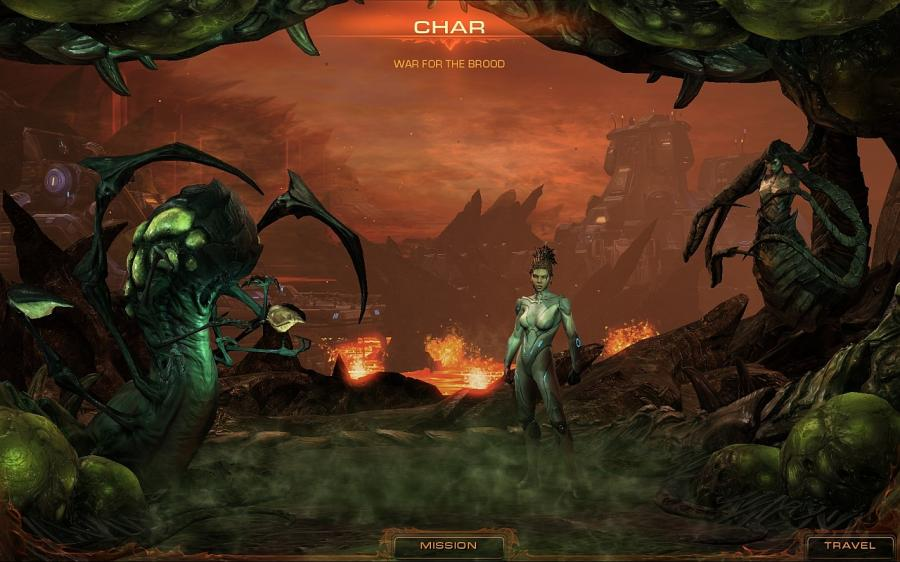 Starcraft 2 + Starcraft 2 Heart of the Swarm (Addon) Screenshot 7
