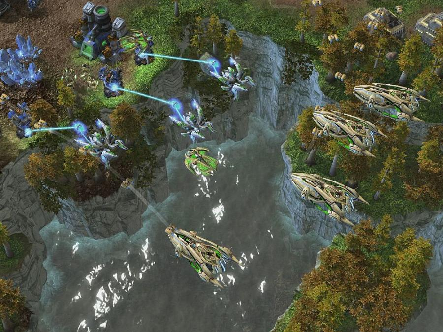 Starcraft 2 + Starcraft 2 Heart of the Swarm (Addon) Screenshot 4