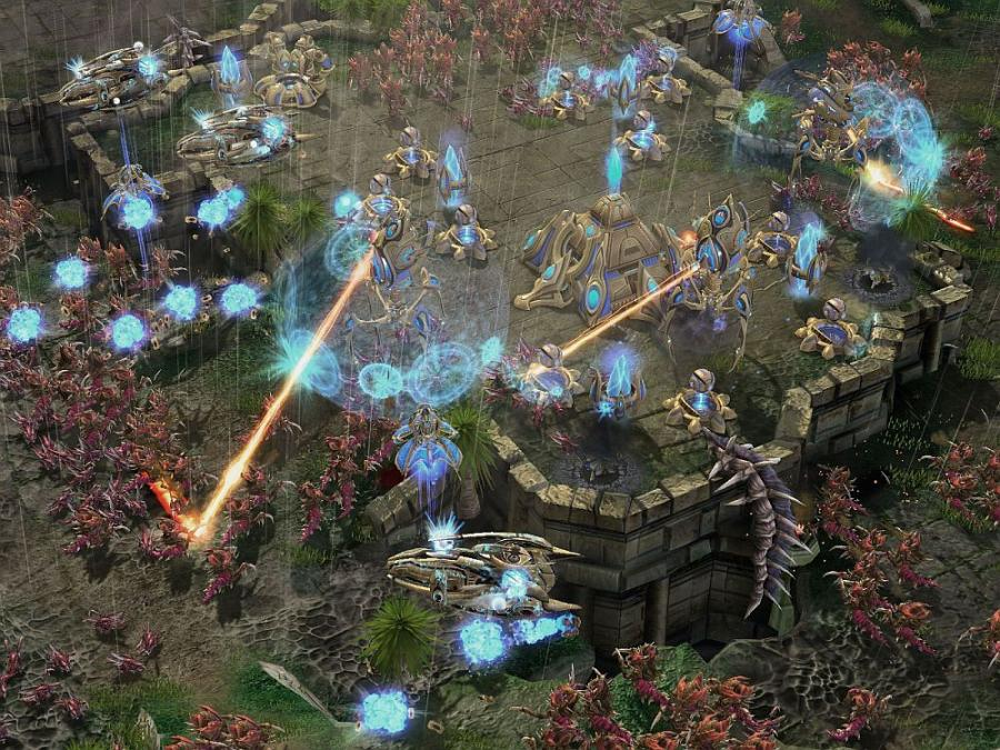 Starcraft 2 + Starcraft 2 Heart of the Swarm (Addon) Screenshot 2