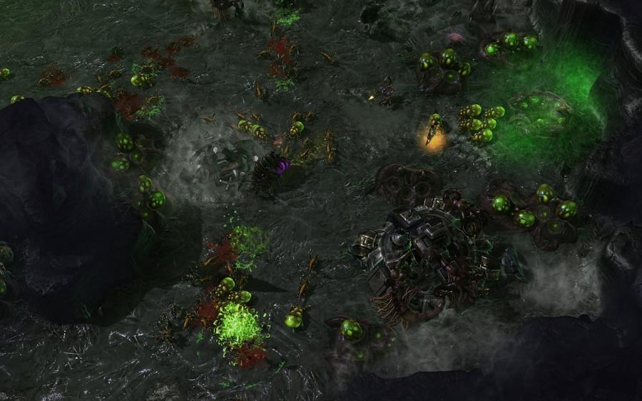 Starcraft 2 + Starcraft 2 Heart of the Swarm (Addon) Screenshot 5