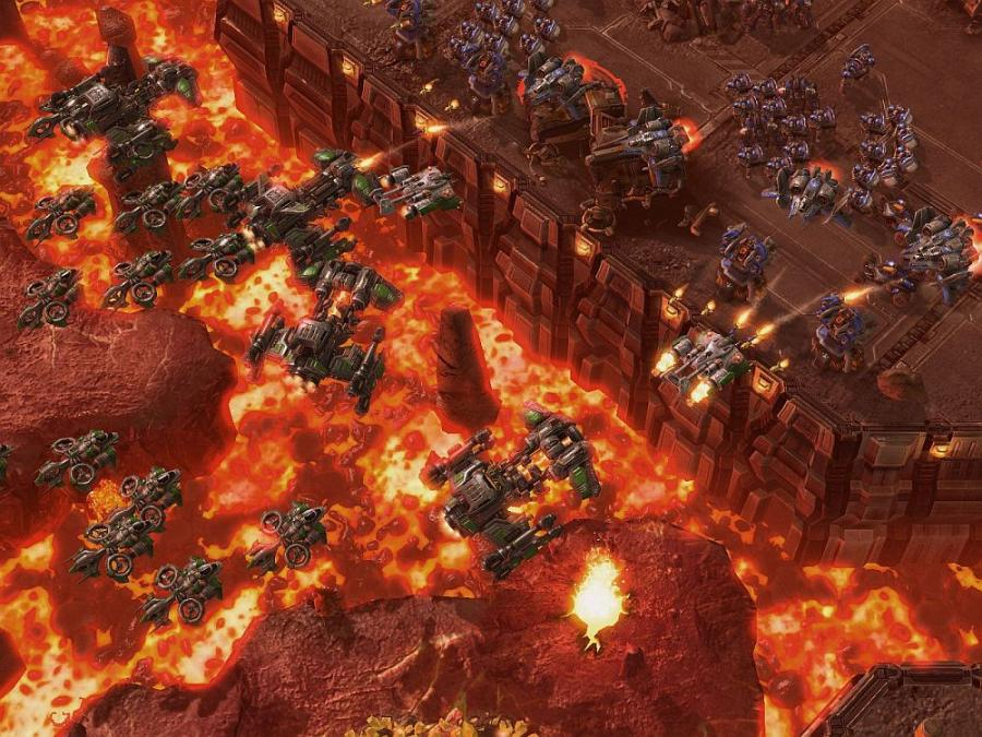 Starcraft 2 + Starcraft 2 Heart of the Swarm (Addon) Screenshot 3