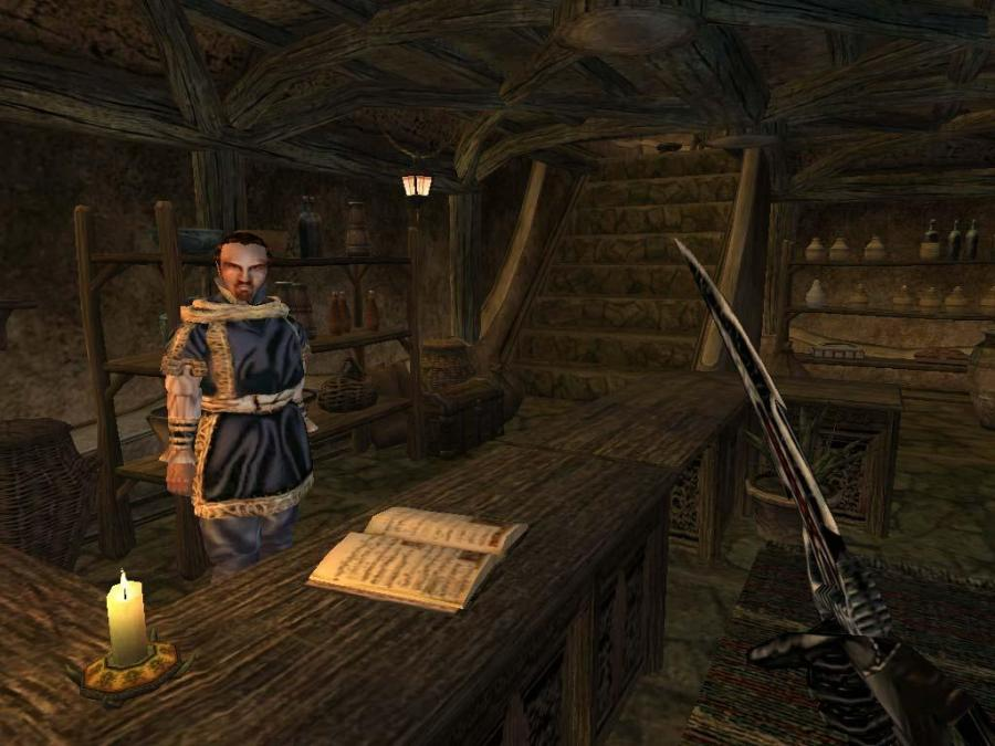 The Elder Scrolls 3: Morrowind - Game of the Year Edition Screenshot 3