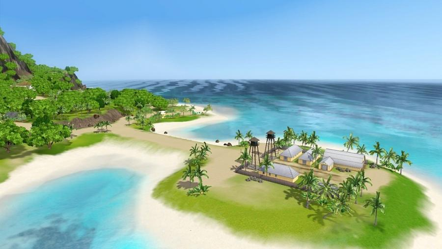 Die Sims 3 - Inselparadies (Addon) Screenshot 2