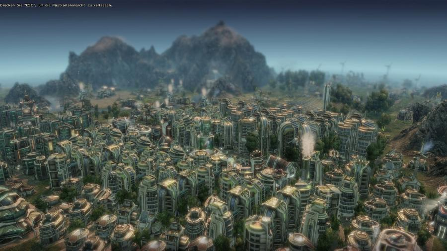 Anno 2070 - Königsedition Screenshot 6