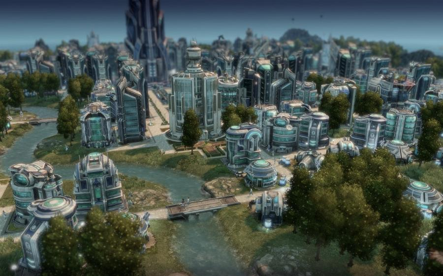 Anno 2070 - Königsedition Screenshot 1