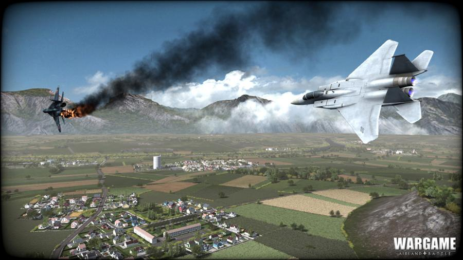 Wargame AirLand Battle Screenshot 8
