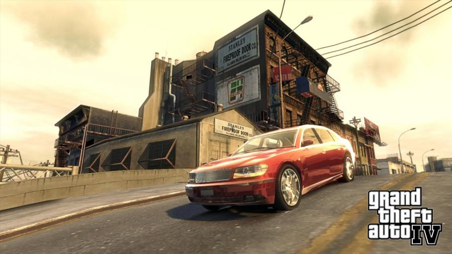 GTA 4 - Grand Theft Auto IV Screenshot 8