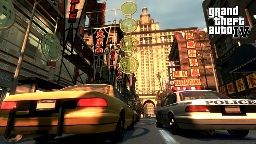 GTA 4 - Grand Theft Auto IV Screenshot 9