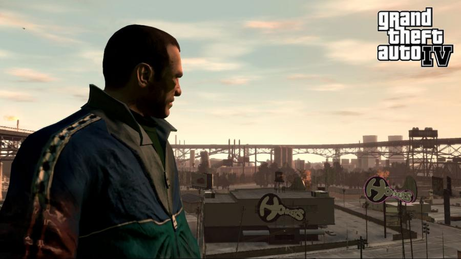 GTA 4 - Grand Theft Auto IV Screenshot 3