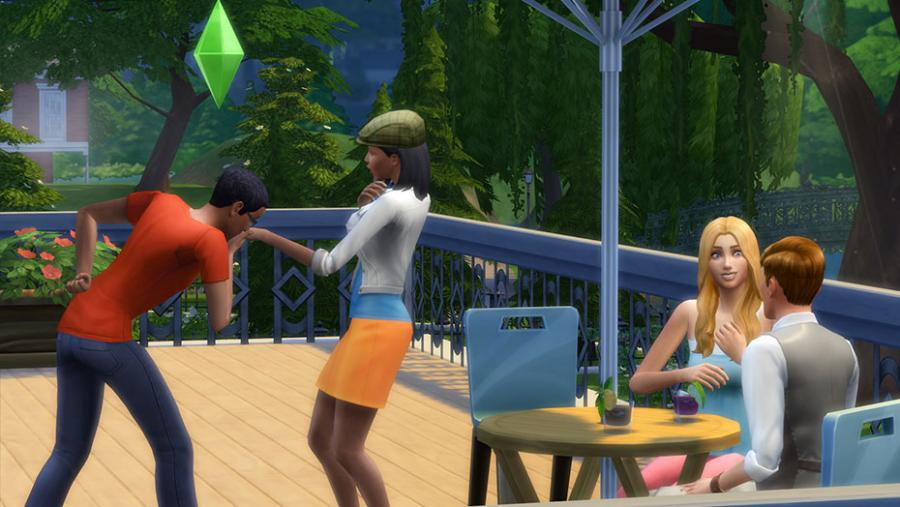 Die Sims 4 Screenshot 1