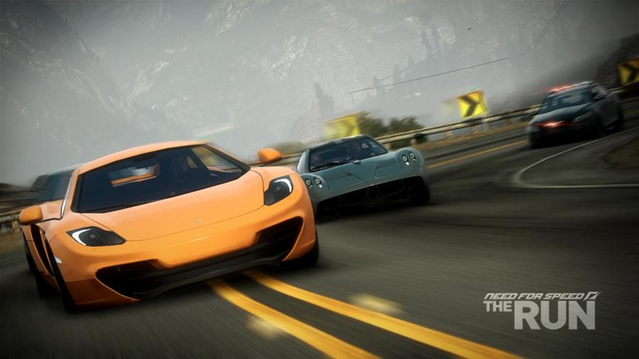 Need For Speed The Run Screenshot 5