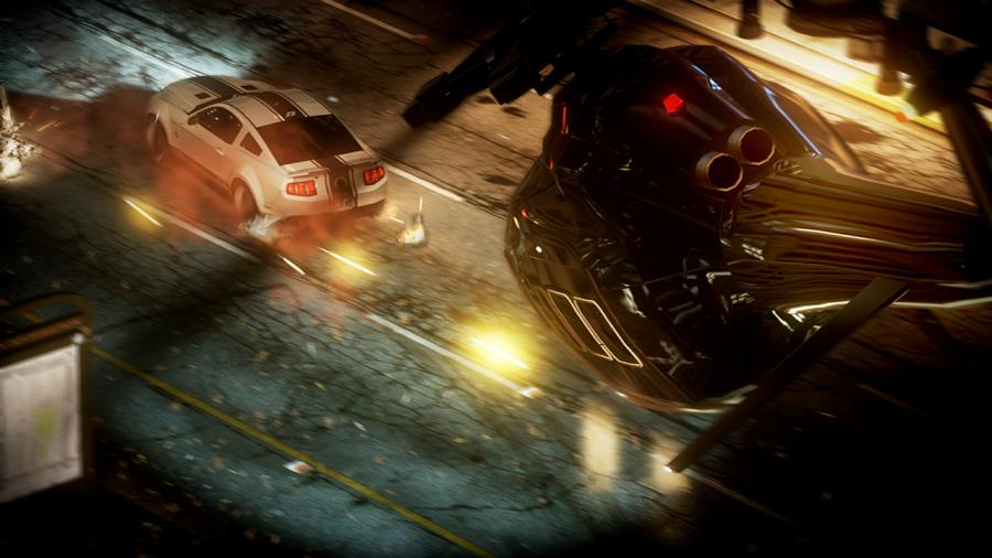 Need For Speed The Run Screenshot 3