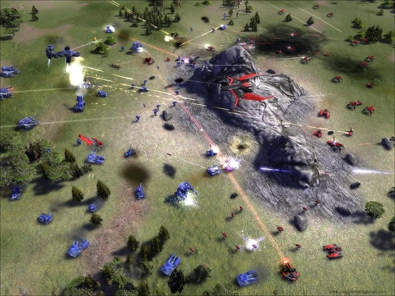 Supreme Commander - Gold Edition Screenshot 8