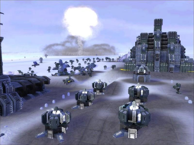 Supreme Commander - Gold Edition Screenshot 7