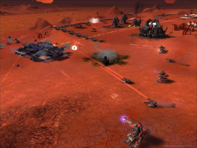 Supreme Commander - Gold Edition Screenshot 3