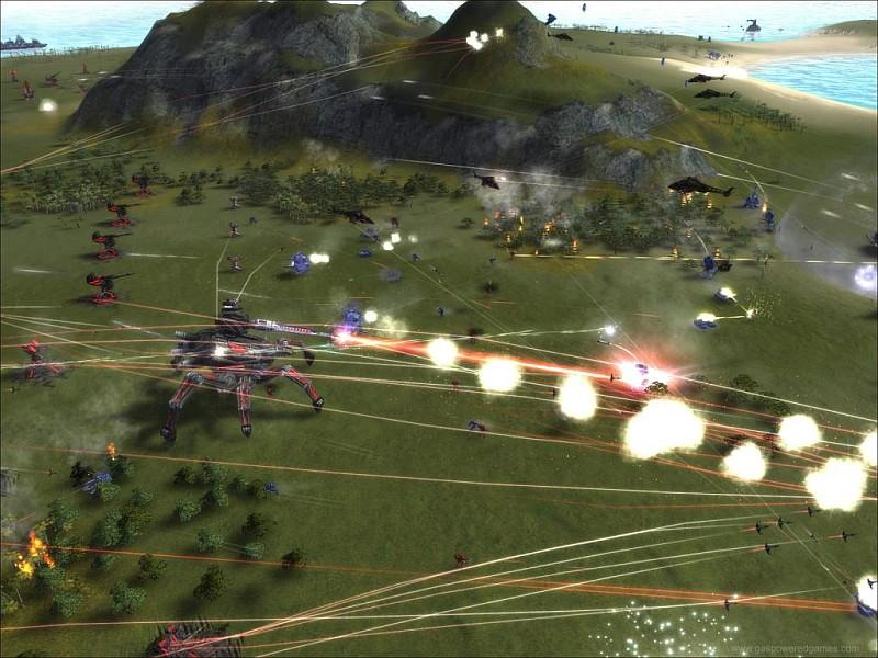 Supreme Commander - Gold Edition Screenshot 6
