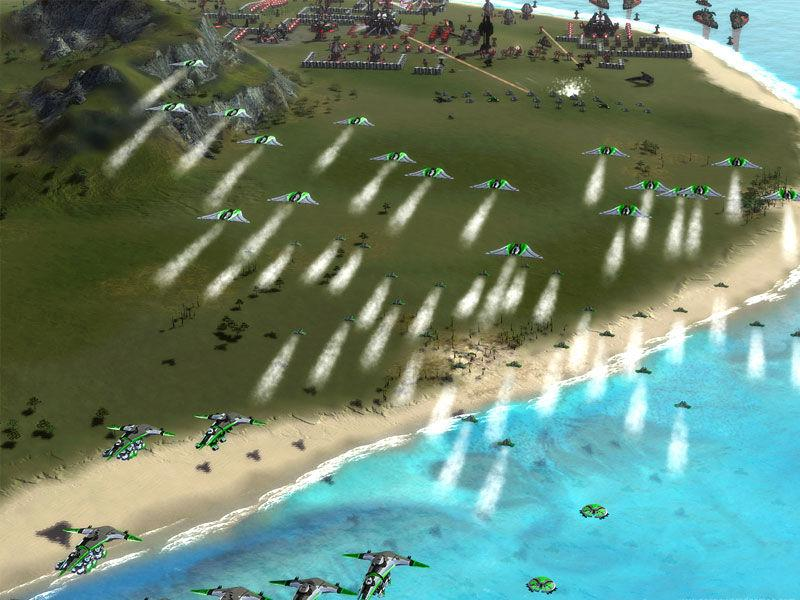 Supreme Commander - Gold Edition Screenshot 2