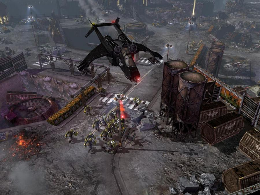 Warhammer 40000: Dawn of War 2 - Retribution (Addon) Screenshot 3